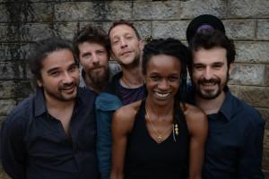 Struts le 17 septembre 2016 au festival Trois P'tits Points à Montardit en Ariège