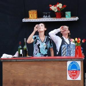 La môme Cricri festival Trois P'tits Points 2017 à Montardit